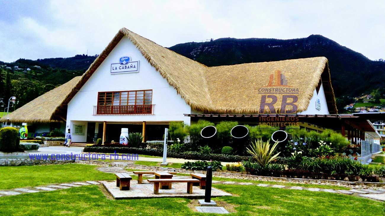 Proyecto Instalación y Mantenimiento Teja en Paja y Palmilla